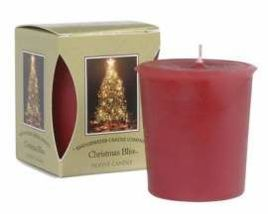 Świeca zapachowa Votive Candles Christmas Bliss  56 g Bridgewater Candle