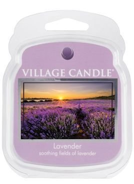 Wosk zapachowy Village Candle Lavender