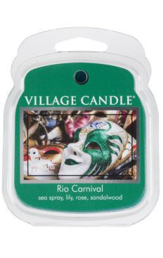 Wosk zapachowy Village Candle Rio Carnival
