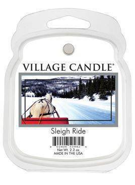 Wosk zapachowy Village Candle Sleigh Ride