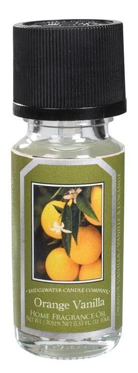 Olejek zapachowy Home Fragrance Oil Orange Vanilla 10 g Bridgewater Candle