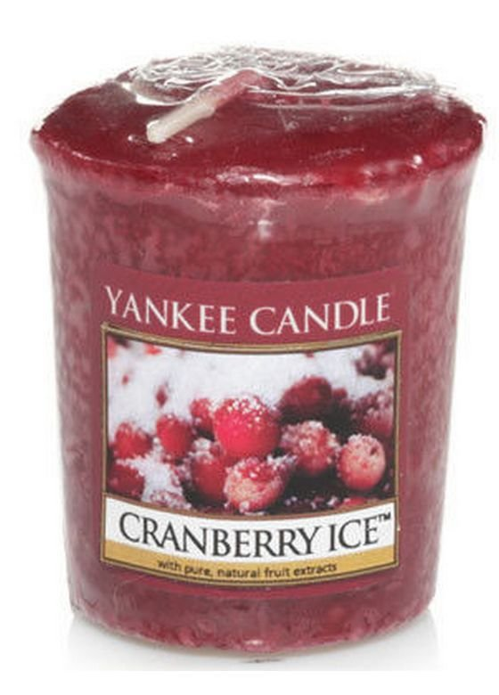 Sampler Yankee Candle Cranberry Ice