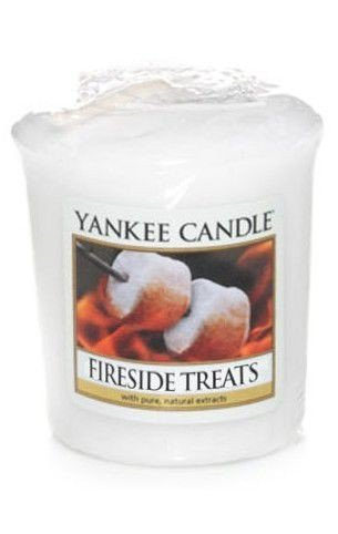 Sampler Yankee Candle Fireside Treats