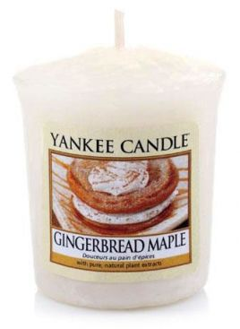 Sampler Yankee Candle Gingerbread Maple
