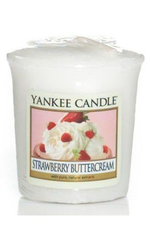 Sampler Yankee Candle Strawberry Buttercream