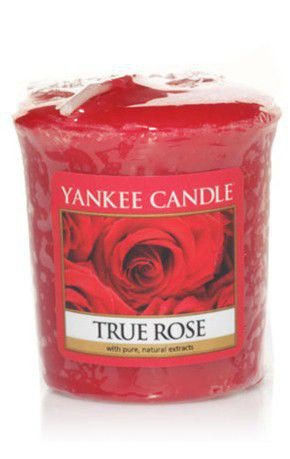 Sampler Yankee Candle True Rose