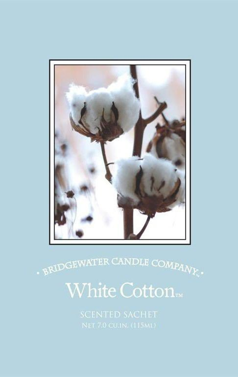 Saszetka zapachowa Scented White Cotton 115 g  Bridgewater