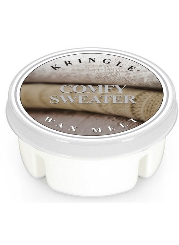 Wosk Kringle Candle Comfy Sweater