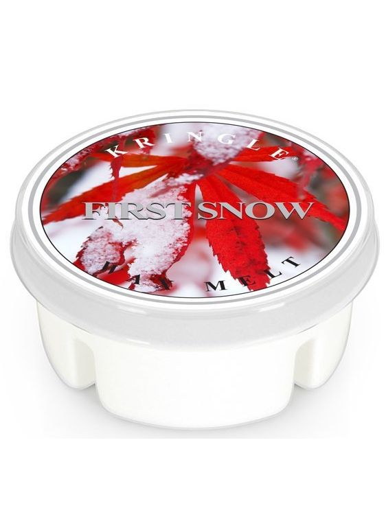 Wosk Kringle Candle First Snow