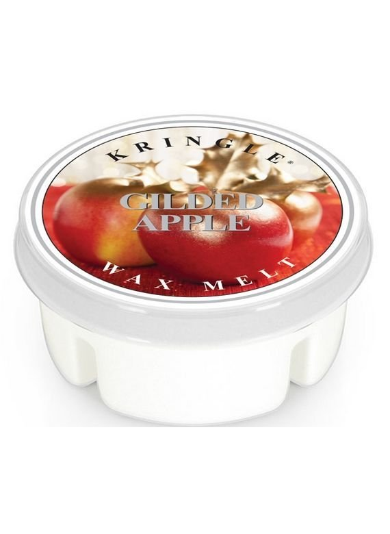 Wosk Kringle Candle Gilded Apple