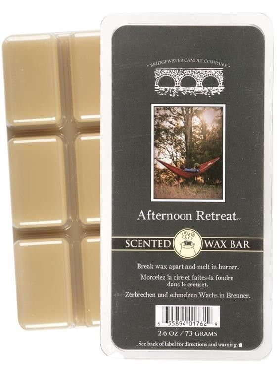 Wosk zapachowy Scented  Wax Bar Afternoon Retreat 73 g Bridgewater Candle