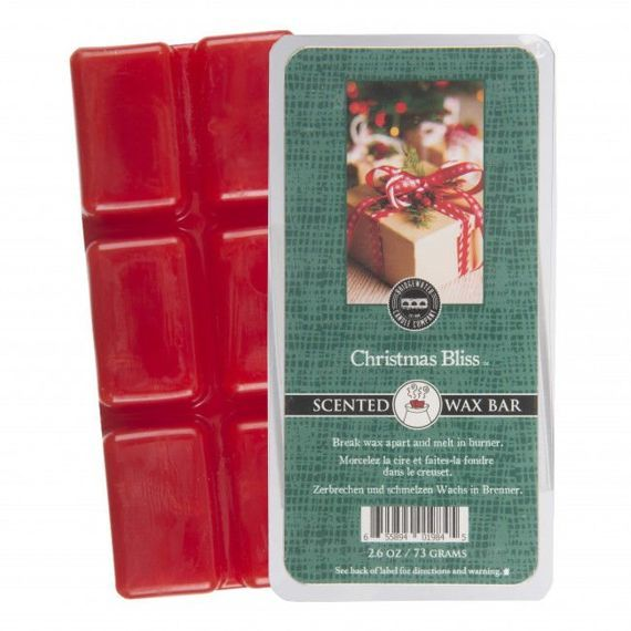 Wosk zapachowy Scented Wax Bar Christmas Bliss 73 g Bridgewater Candle