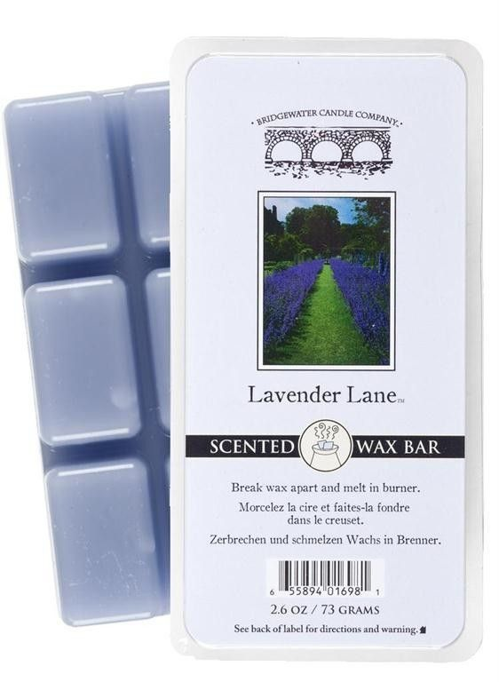 Wosk zapachowy Scented  Wax Bar Lavender Lane 73 g Bridgewater Candle