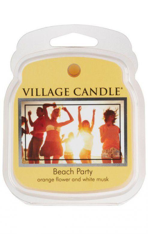 Wosk zapachowy Village Candle Beach Party