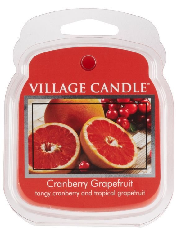 Wosk zapachowy Village Candle Cranberry Grapefruit