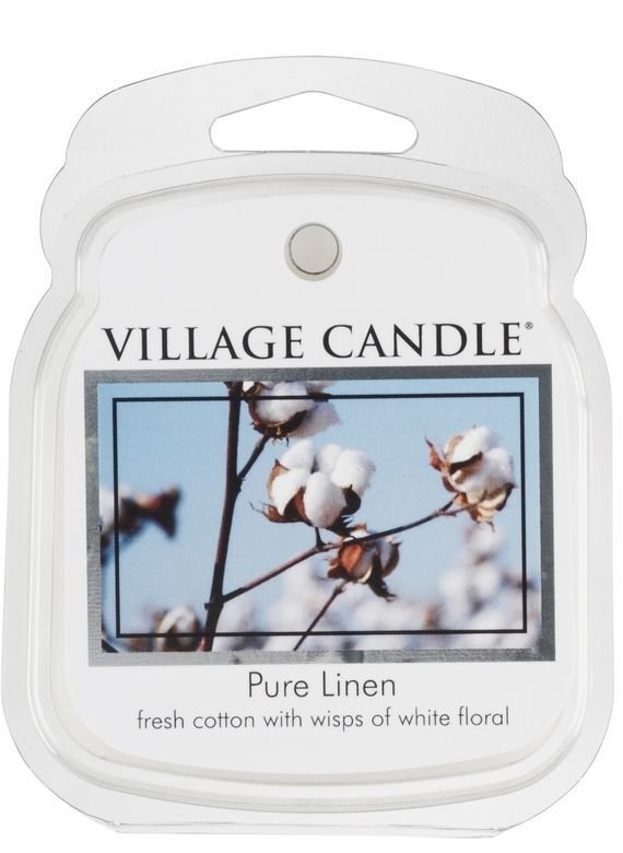 Wosk zapachowy Village Candle Pure Linen