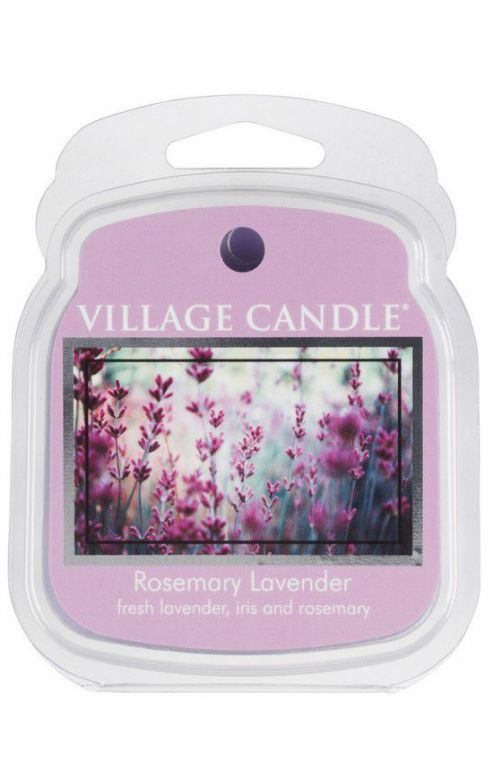 Wosk zapachowy Village Candle Rosemary Lavender