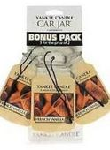 Car Jar Variety Pack Yankee Candle Spa Day 3 szt.