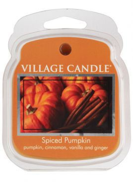 Wosk zapachowy Village Candle Spiced Pumpkin