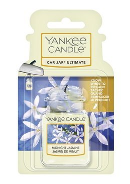 Zapach do samochodu Car Jar ULTIMATE Yankee Candle Midnight Jasmine
