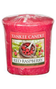 Sampler Yankee Candle Red Raspberry