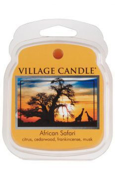 Wosk zapachowy Village Candle African Safari