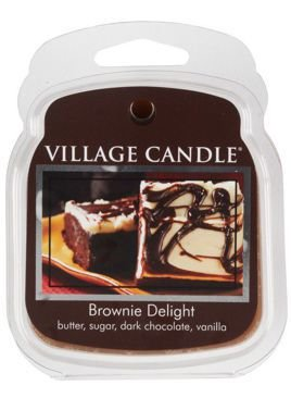 Wosk zapachowy Village Candle Brownie Delight