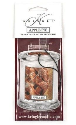 Air Fresheners Kringle Candle Apple Pie