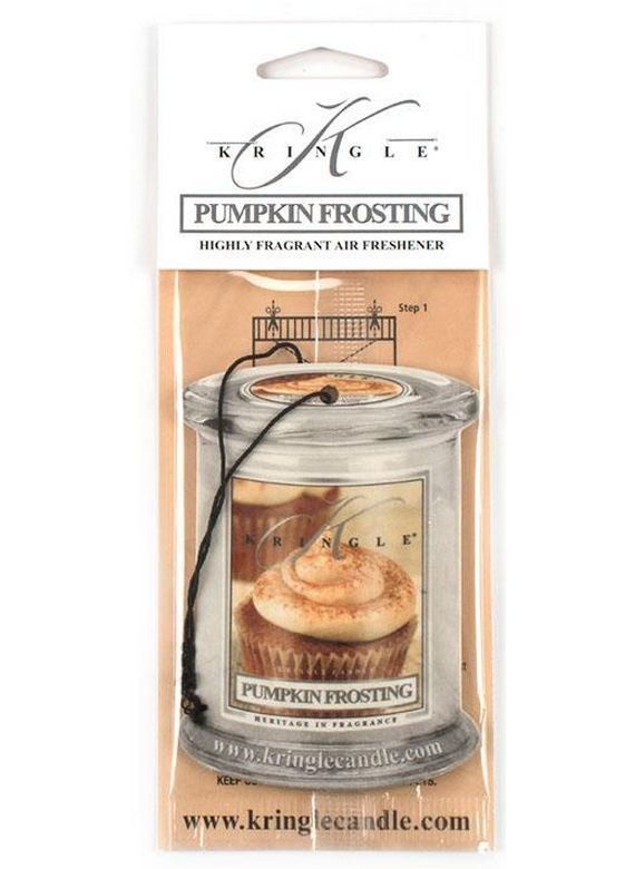 Air Fresheners Kringle Candle Ciasto z dyni Pumpkin Frosting
