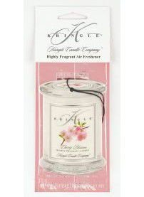 Air Fresheners Kringle Candle Kwiat Wiśni Cherry Blossom