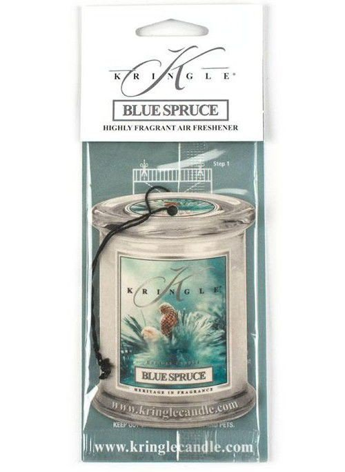 Air Fresheners Kringle Candle Niebieski Świerk Blue Spruce