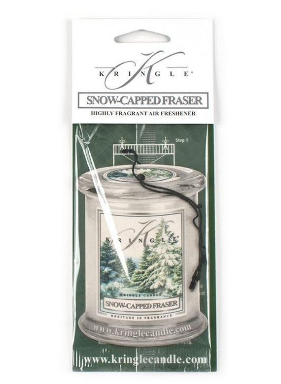 Air Fresheners Kringle Candle Ośnieżone drzewa Snow-Capped Fraser