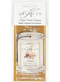 Air Fresheners Kringle Candle Turkusowa Plaża Beachside