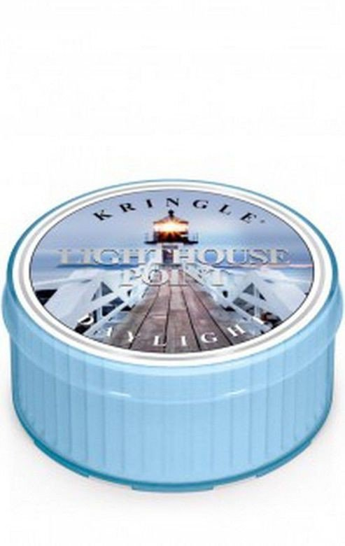 DayLight Kringle Candle Latarnia Morska Light House Point