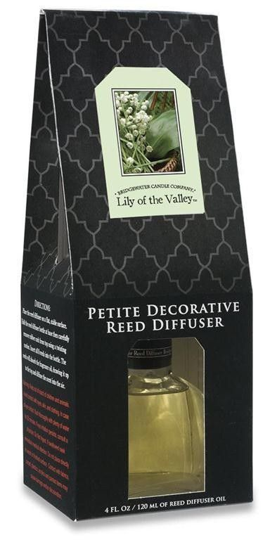 Dyfuzor zapachowy Petite Reed Diffuser Lily of the Valley 125 ml Bridgewater
