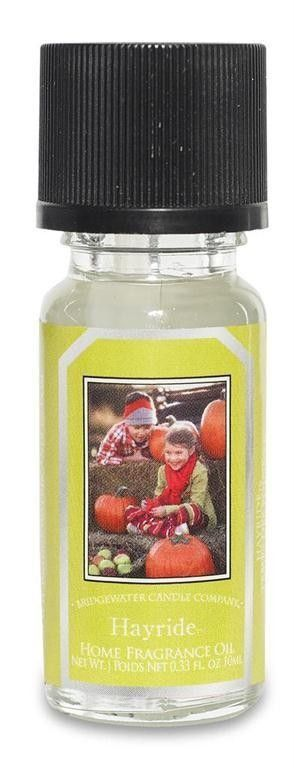 Olejek zapachowy Home Fragrance Oil Hayride 10 g Bridgewater Candle