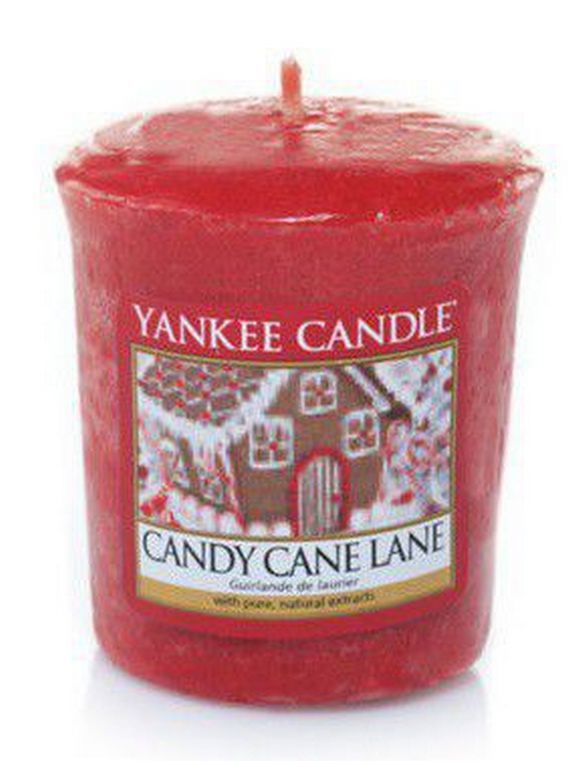 Sampler Yankee Candle Candy Cane Lane