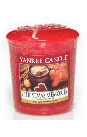 Sampler Yankee Candle Christmas Memories