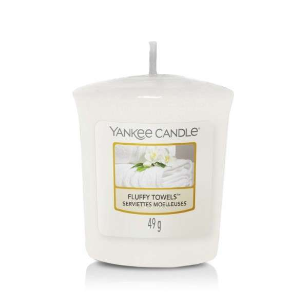 Sampler Yankee Candle Fluffy Towels
