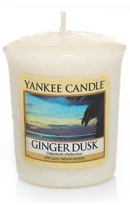 Sampler Yankee Candle Ginger Dusk