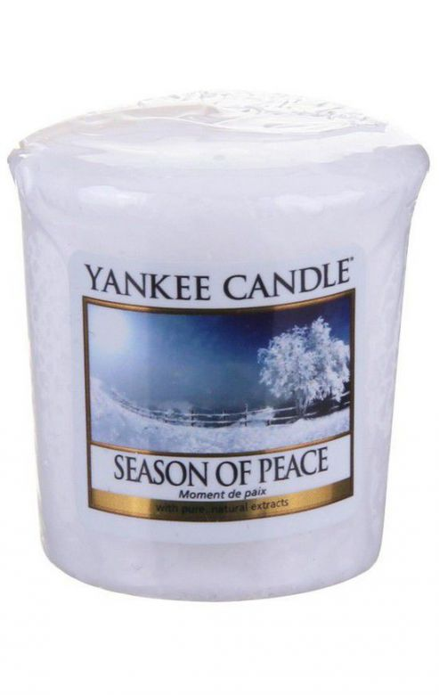 Sampler Yankee Candle Season Of Peace