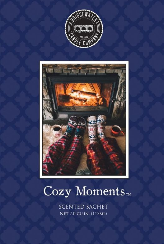 Saszetka zapachowa Scented Sachet Cozy Moments Bridgewater Candle