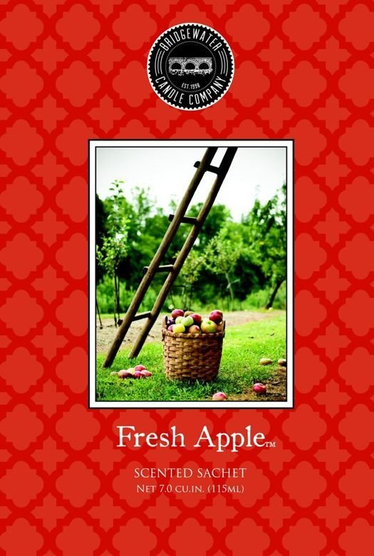 Saszetka zapachowa Scented Sachet Fresh Apple Bridgewater Candle