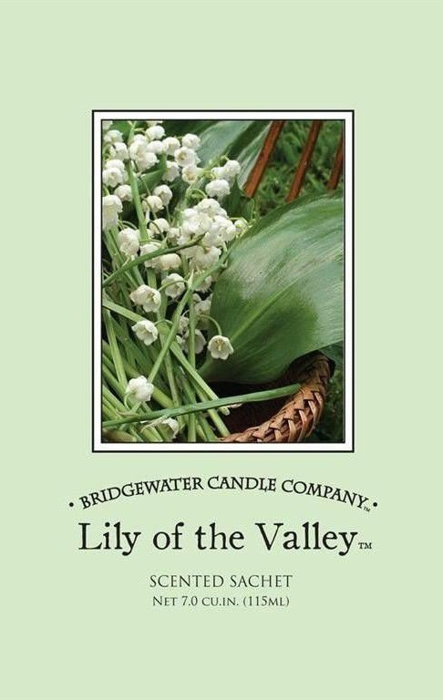 Saszetka zapachowa Scented Sachet Lily of the Valley 115 g  Bridgewater