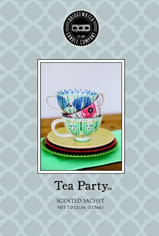 Saszetka zapachowa Scented Sachet Tea Party Bridgewater Candle