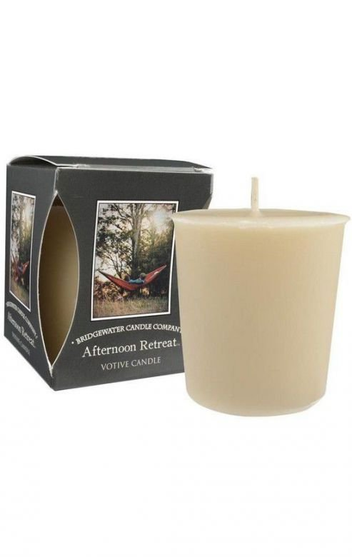 Świeca zapachowa Votive Afternoon Retreat 56 g Bridgewater Candle