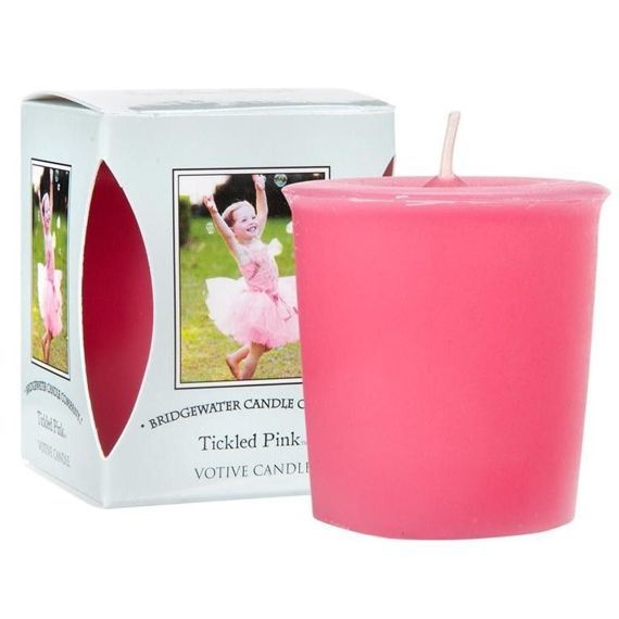 Świeca zapachowa Votive Candles Tickled Pink 56 g Bridgewater Candle