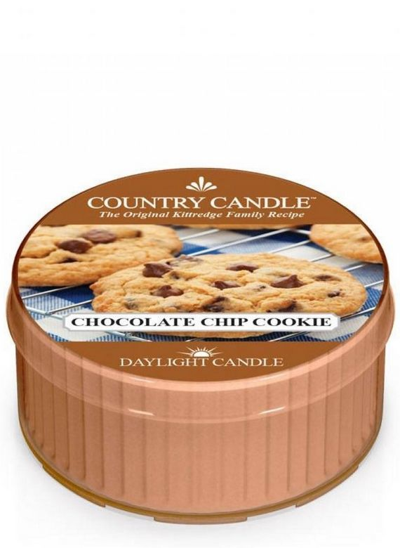Świeczka zapachowa Daylight Country Candle Chocolate Chip Cookie