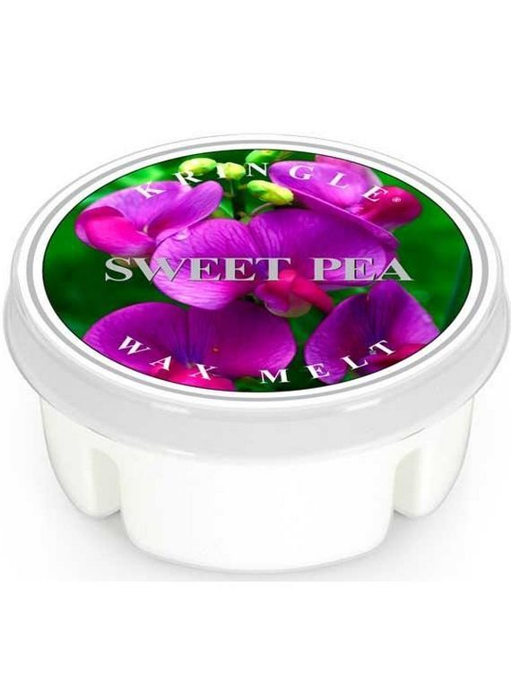 Wosk Kringle Candle Słodki groszek Sweet pea