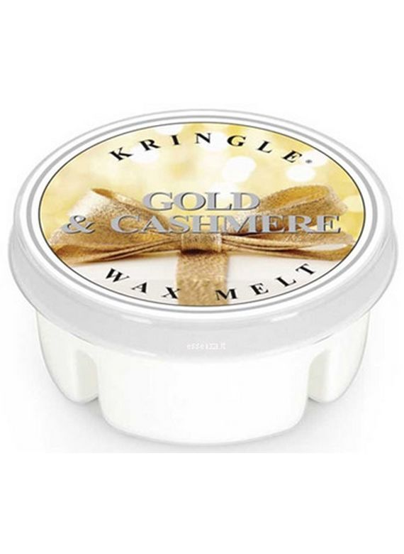 Wosk Kringle Candle Złoto i kaszmir  Gold & Cashmere